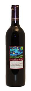 Starry Night Petite Sirah Zinfandel Moonhead Red 2010...